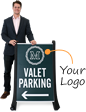 Custom Valet Parking Signs
