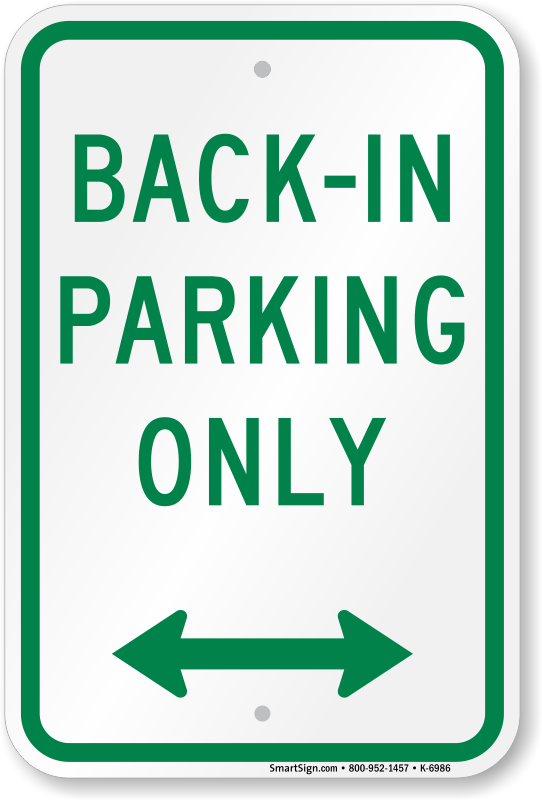 how to read parking signs