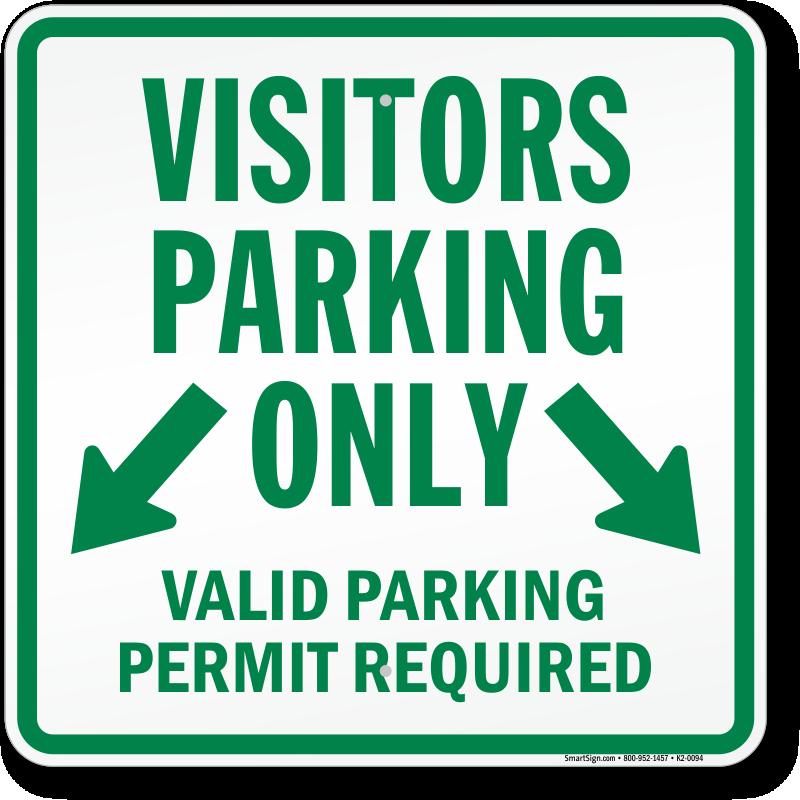 valid parking