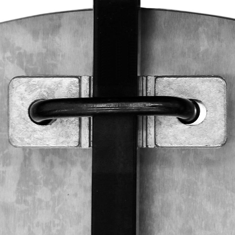 Signguardian Ornamental Fence Bracket Sku Fence Orn