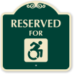 Reserved For SignatureSign with Modified Accessible Symbol