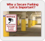 Why a Secure Parking Lot is Important?