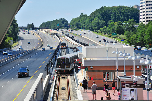 The Silver Line is running, but there's always more work to do. Image by Ryan Stavely.