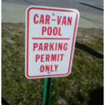 How Carpool Parking Signs Encouraged Carpooling – Real Case Study