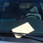 Politicians ignoring parking tickets