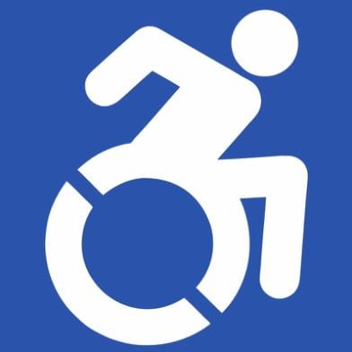 Sara Hendren and Brian Glenney's accessible icon