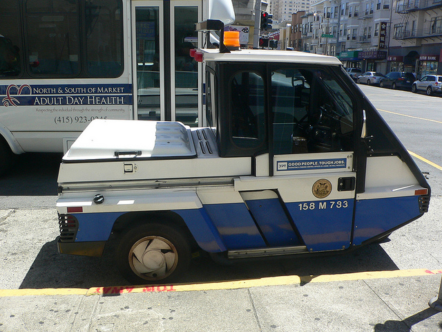 San Francisco interceptor