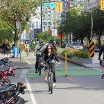 U.S. engineering standards open door for new bike lane designs