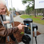 Some electric vehicle charging stations cost as much as gas