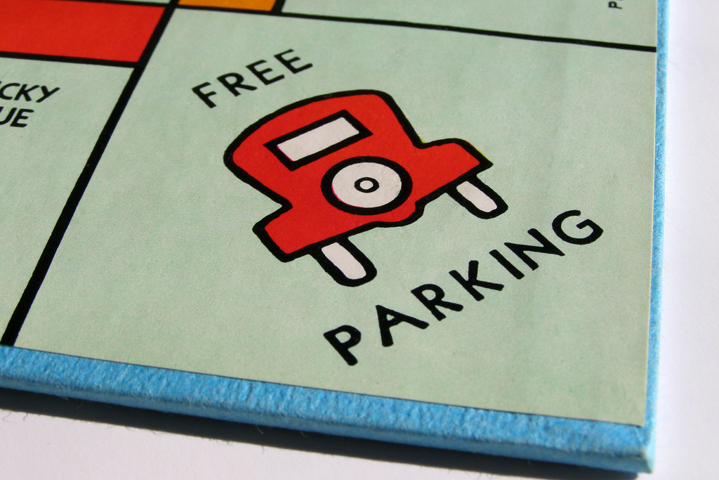 motivate employees with free parking