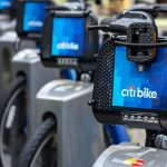 NYC Citi Bike pedaling through an uphill battle