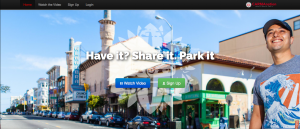 CARMAnation is looking to spur the sharing economy to help San Franciscans find parking more easily. [Image from CARMAnation]