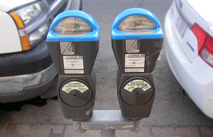 Accessible Parking Meters
