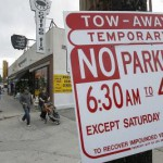 Local Business Owners Feel the Impact of Inexplicable No Parking Signs
