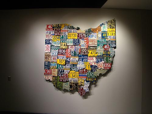 Ohio plates