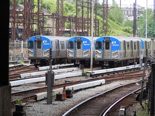 path trains