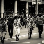 Study links walkability with higher property values, longer lives, lower crime