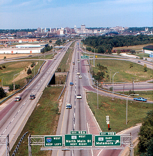 Peoria highway