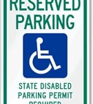 Handicapped Parking Requirements – Some Overlooked Facts