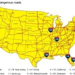 The 10 Most Dangerous Roads in America