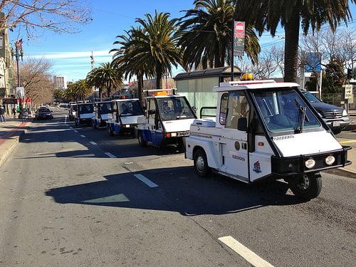 San Francisco enforcement