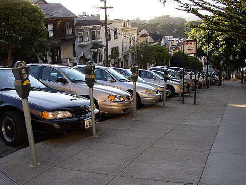 Parking in San Francisco