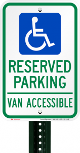 Accessible parking: Frequently Asked Questions