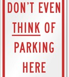 Absence of No Parking Signs Create Confusion