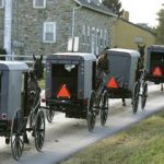 Kentucky Amish Men Imprisoned for Not Displaying Slow Moving Vehicle Signs