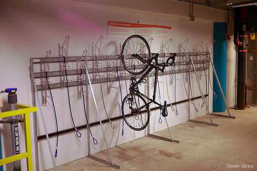 Towson Maryland Passes Law To Encourage Bike Parking At New