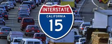 california I-15