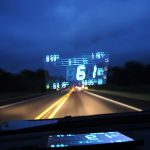 How your car's heads-up display impacts your attention