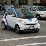 In Denver, free parking for car sharing