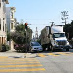 San Francisco combats double parking