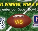 Super Bowl Giveaway: Win a Free NFL Mat at XpressMats.com