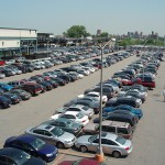 Shared parking spaces could be the answer to your parking woes
