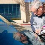 handicap parking citation