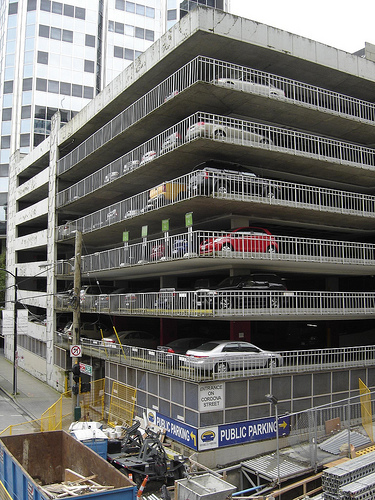 Trending parking garage condos in new york city for Ny city parking garages
