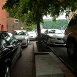 California residents look for shady parking spots this summer