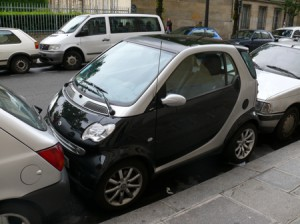 Urban parking is really hard!