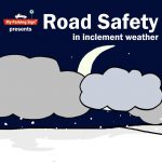 Road safety in inclement weather (Infographic)