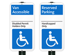 ADA iParking Signs