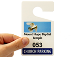 Parking Permits for Churches