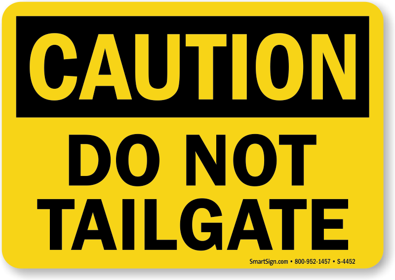 Sticker DO NOT STEP prohibition warning sign ST714 decal