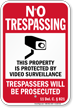 Delaware No Trespassing Sign