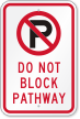 Parking Control Sign