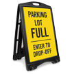 BigBoss A-Frame Portable Sidewalk Sign